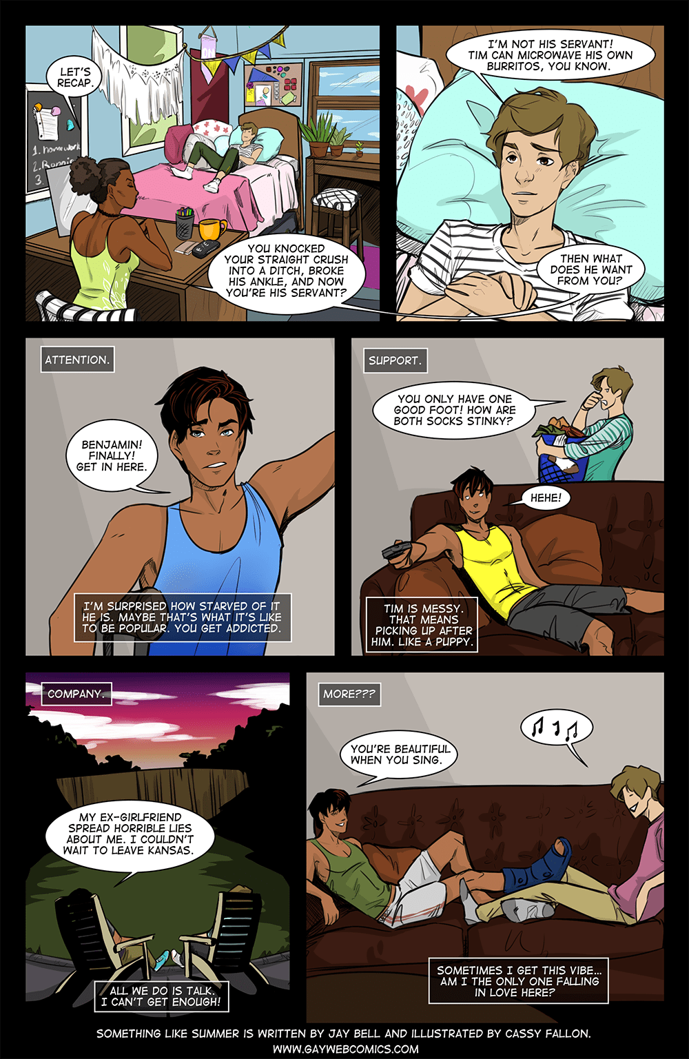 Part One – Summer – Page 026