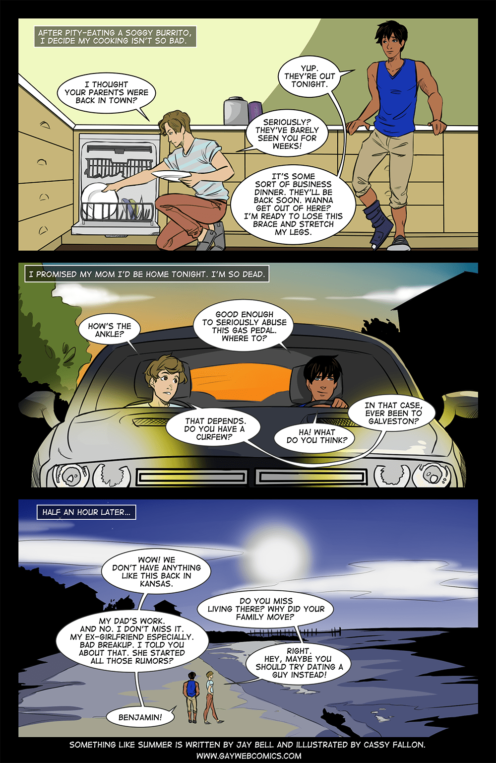 Part One – Summer – Page 039