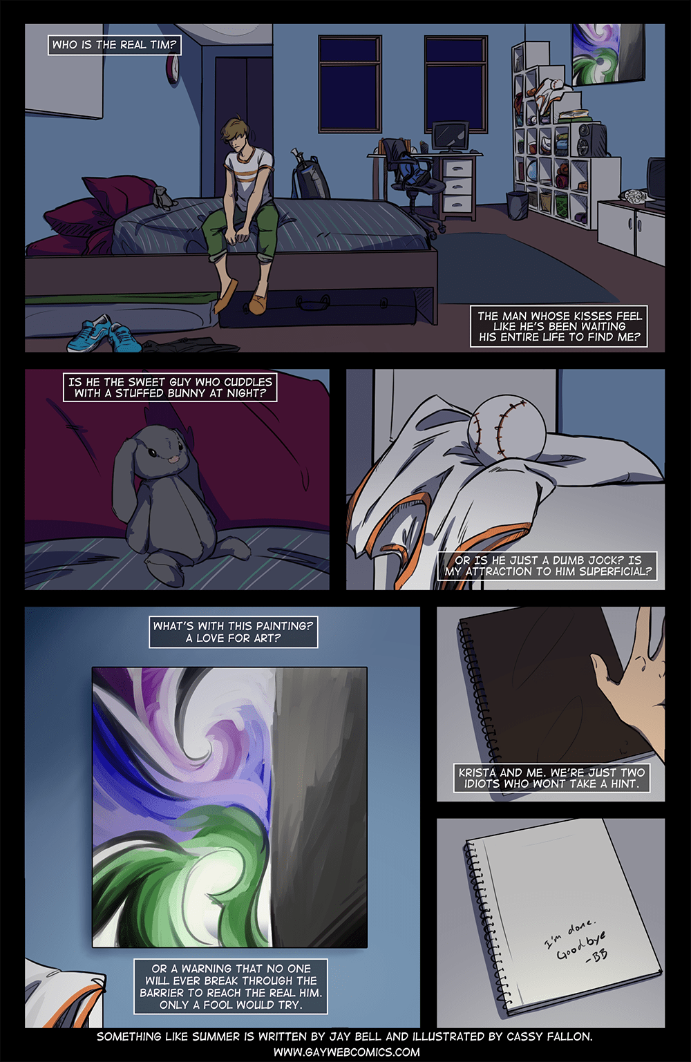 Part One – Summer – Page 050