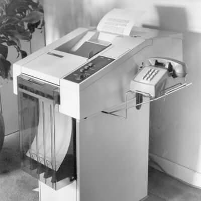 nyomtatás evolúciója