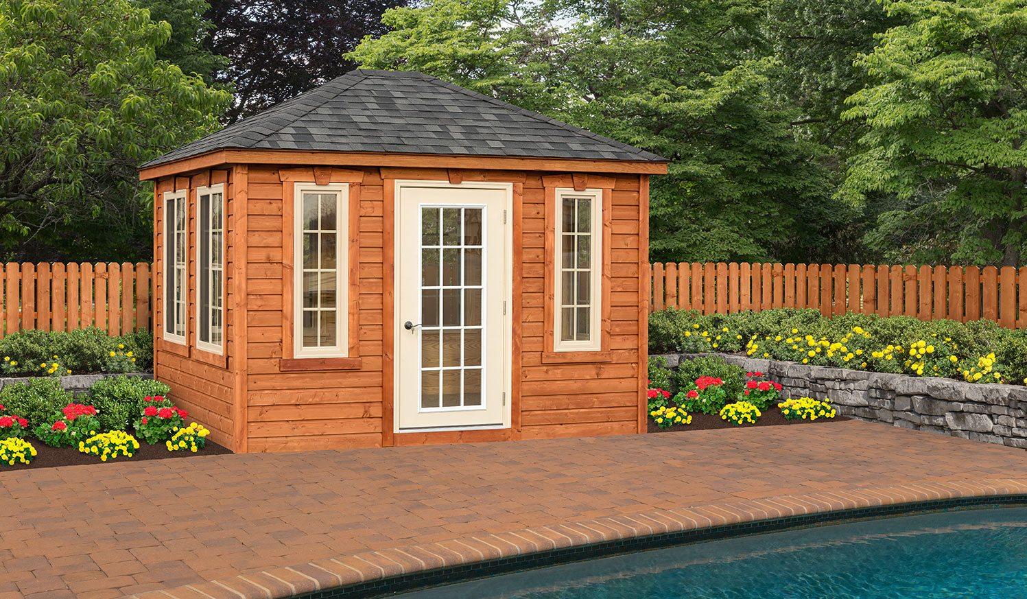 Backyard Cabanas Gazebos Inspirational