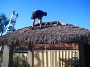 Bali huts