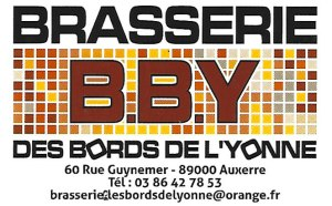Brasserie des bords de l'Yonne