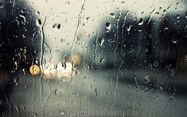METEO: Vremea se răcește și vin ploile! Vezi prognoza pentru începutul săptămânii