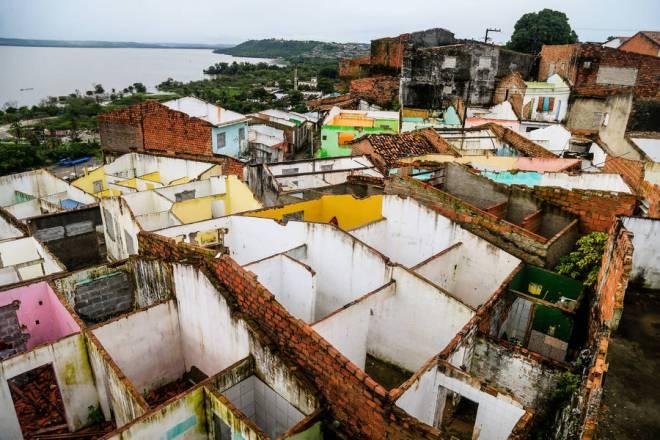 MINERAÇÃO DA BRASKEM FAZ BAIRROS SUMIREM LENTAMENTE NA CAPITAL | Gazeta de  Alagoas