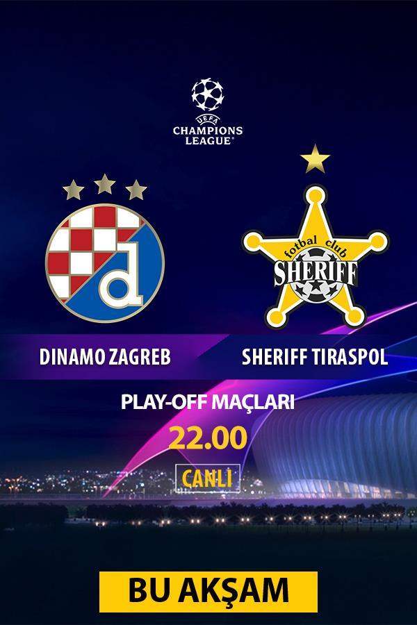 Dinamo Zagreb FC Sheriff