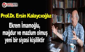 Image result for Prof. Dr. Ersin Kalaycıoğlu