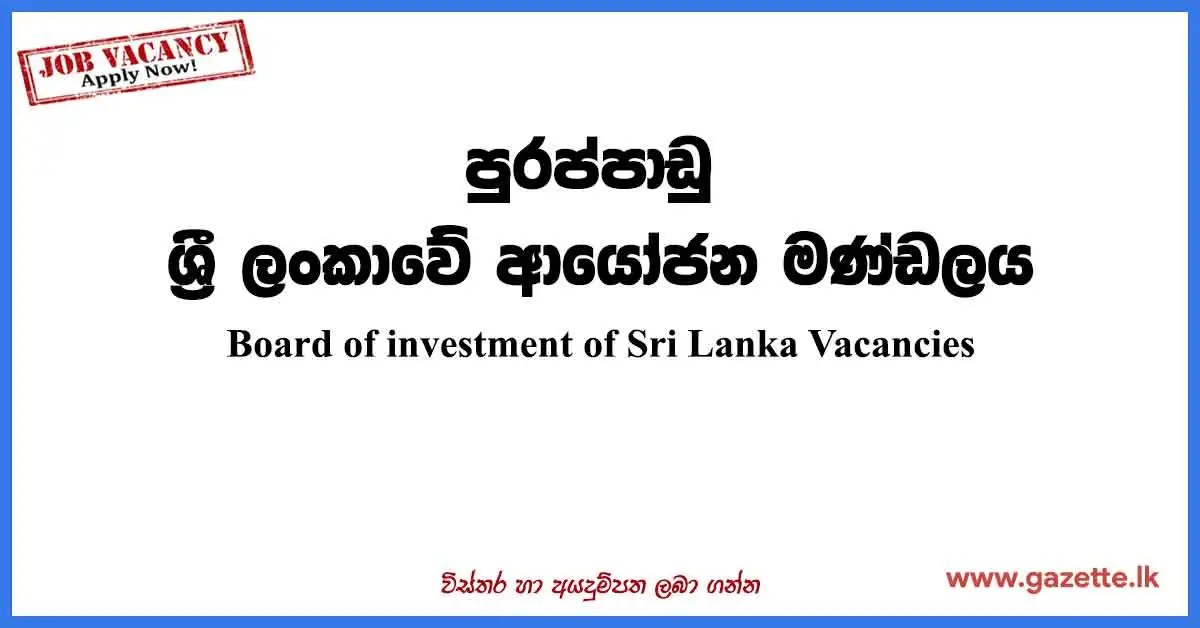 Board-of-investment