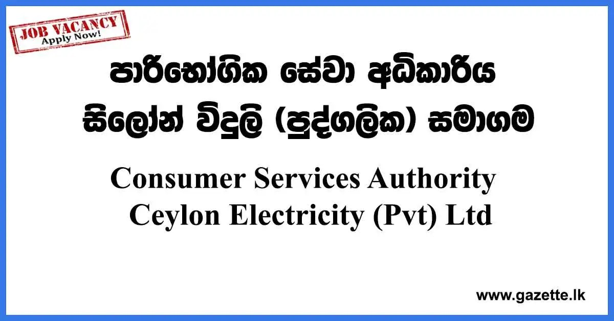 Consumer-Services-Authority