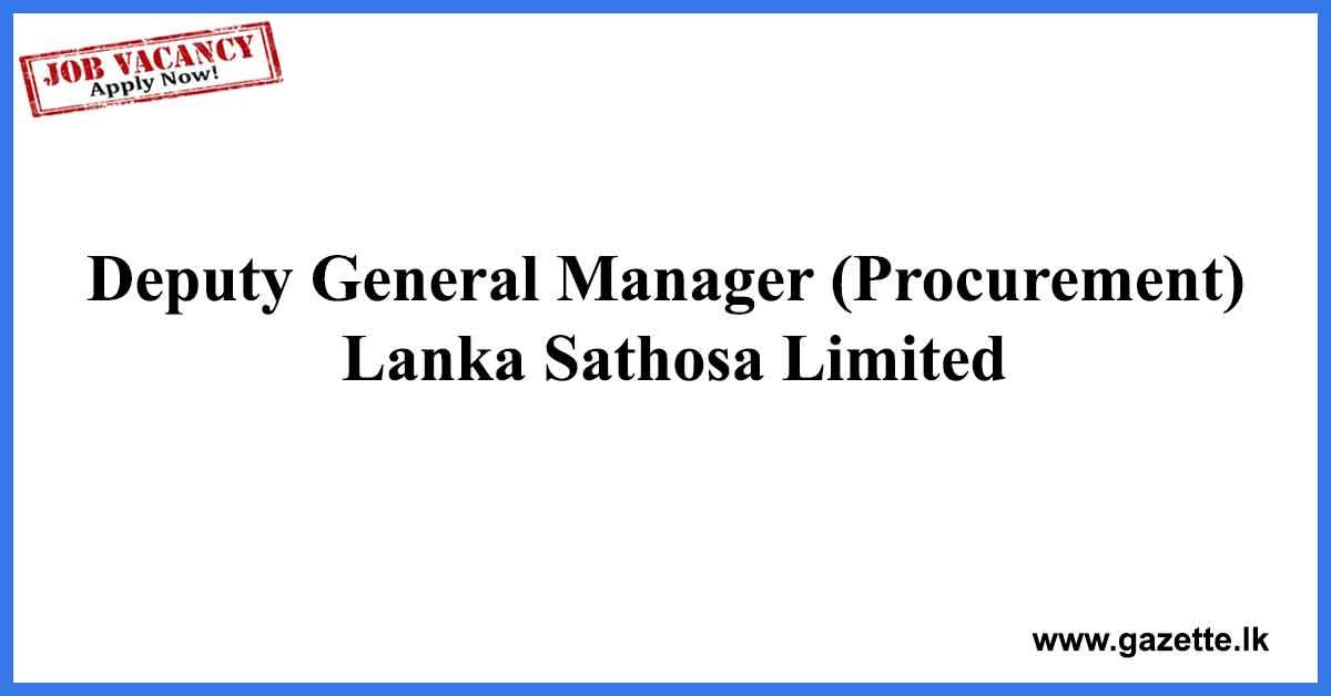 Deputy-General-Manager