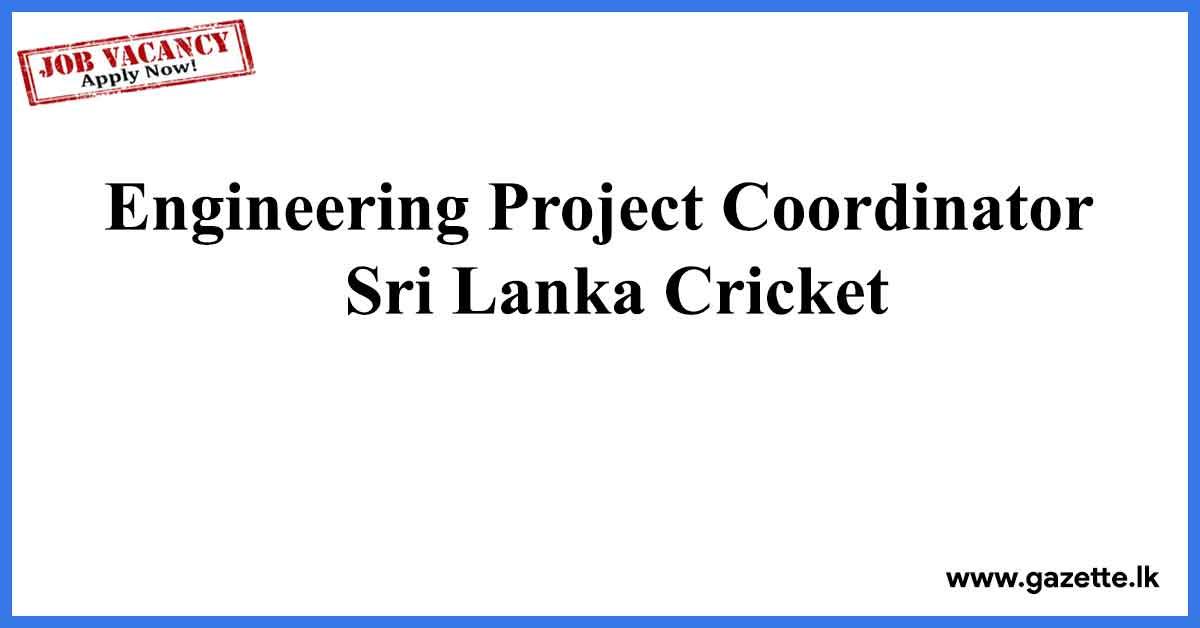 Engineering-Project-Coordinator