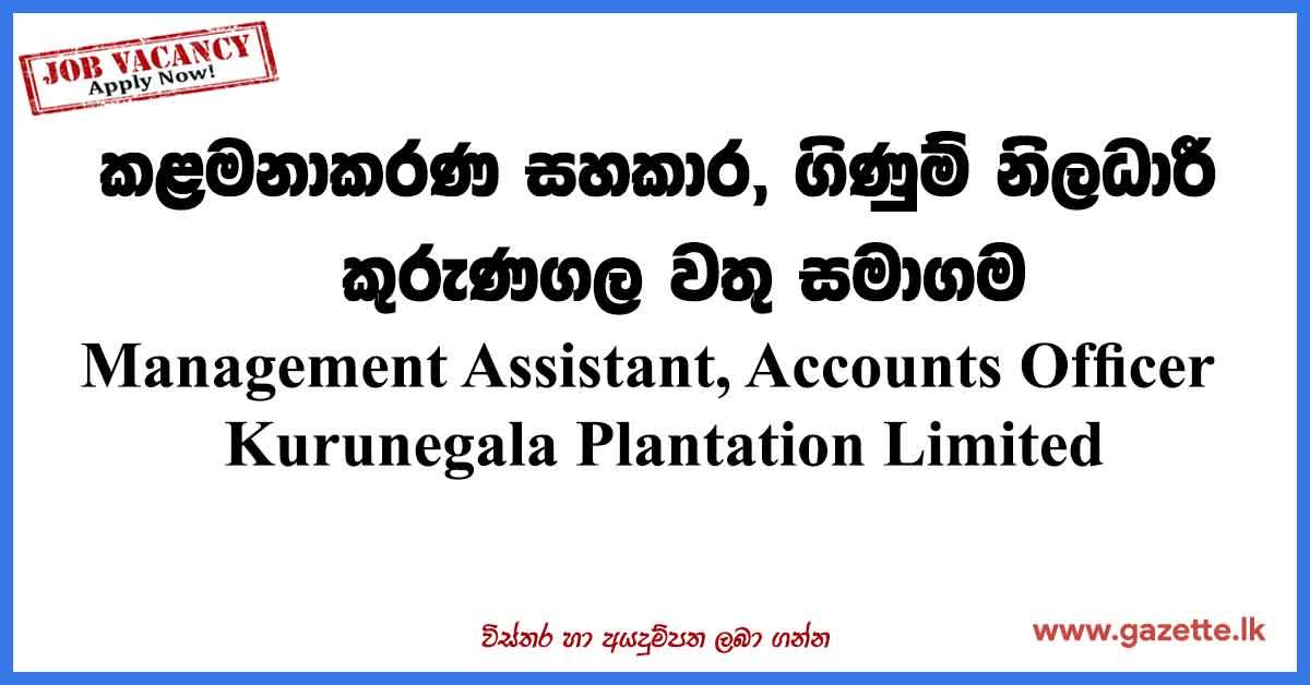 Kurunegala-Plantation-Limited