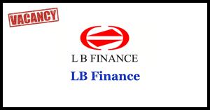 Management Trainee - Credit - LB Finance