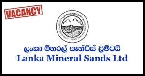 Lanka Mineral Sands Ltd