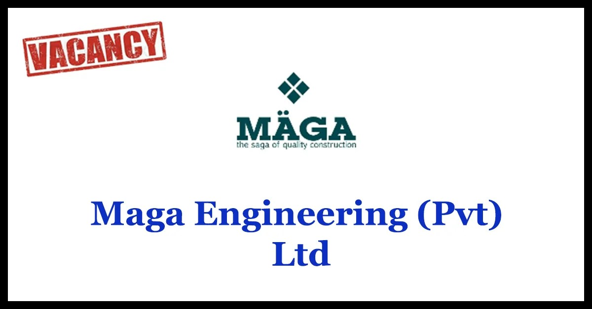 Maga Engineering (Pvt) Ltd