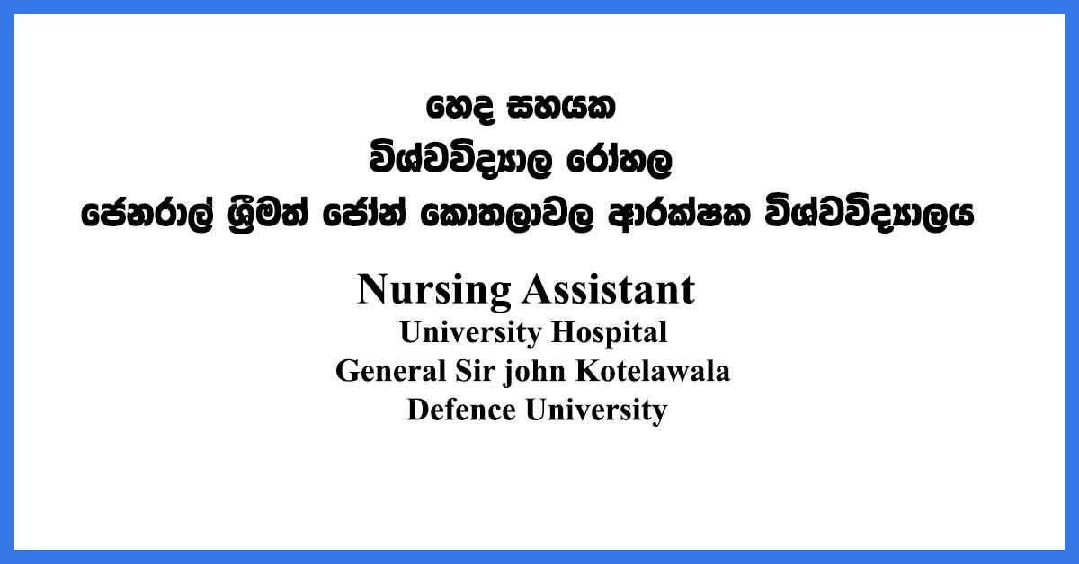 Nursing-Assistant