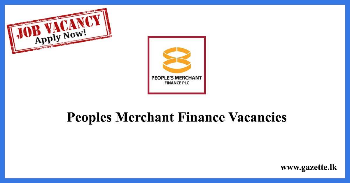 Peoples-Merchant-Finance-Vacancies