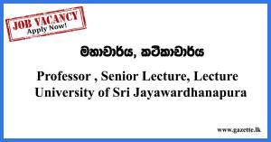 Professor-,-Senior-Lecture,-Lecture---University-of-Sri-Jayawardhanapura