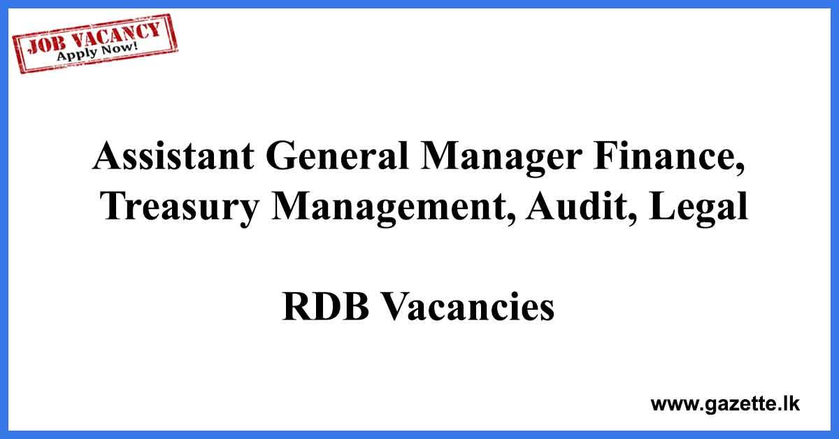 RDB-Vacancies