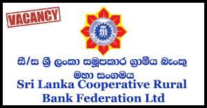 Sri Lanka Cooperative Rural Bank Federation Ltd
