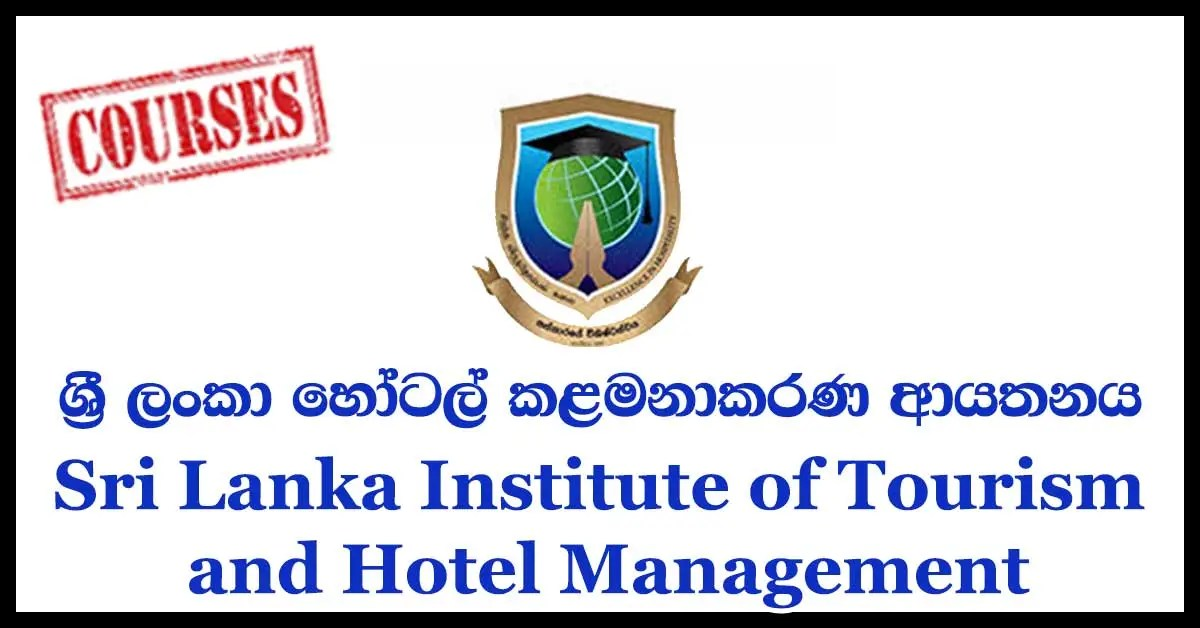 Sri Lanka Institute of Tourism and Hotel Management Courses