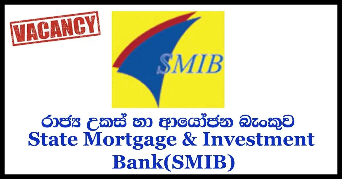 State Mortgage & Investment Bank(SMIB)