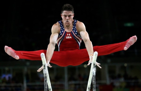 USA men's gymnastics team finishes 5th as Japan claims gold