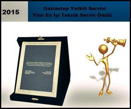 Yılın En İyi Teknik Servis Ödülü