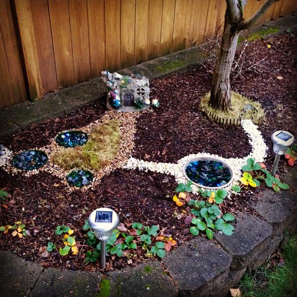 Gnome In Garden: Building A Gnome Garden