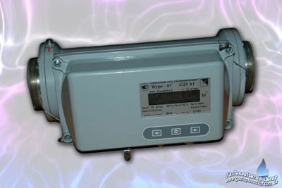 Счетчики газа типа Курс-01