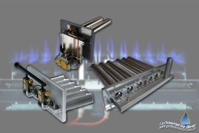 Атмосферные (инжекционные) газовые горелки