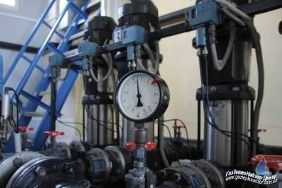 Гидравлические испытания тепловых сетей