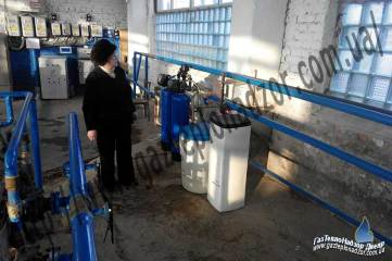 Реконструкция установки умягчения питательной воды