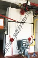 Режимная наладка водогрейного котла НИИСТу-5