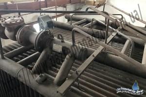 Монтаж водогрейного котла КВГ-7,56-150