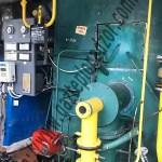 Режимная наладка водогрейного котла КБН-Г-2,5