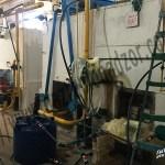 Химическая промывка водогрейного газового котла НИИСТу-5