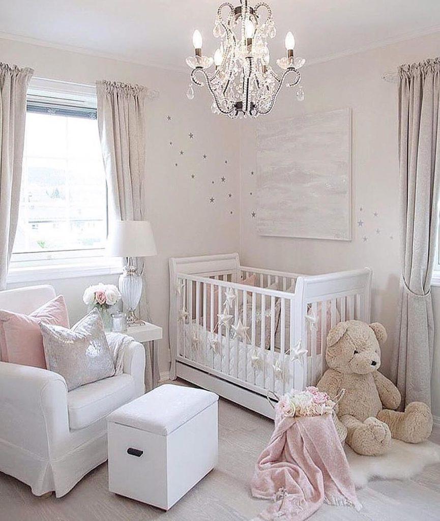 21 Beautiful Baby Girl Nursery Room Ideas - Gazzed on Beautiful Room For Girls  id=28593