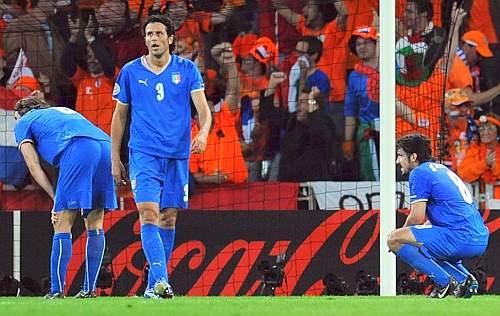 Finisce con il trionfo olandese. Per gli italiani solo delusione (Ansa)
