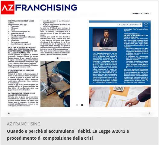 AZ Franchising Letterio Stracuzzi Avvocato esperto in Legge 32012-anteprima2