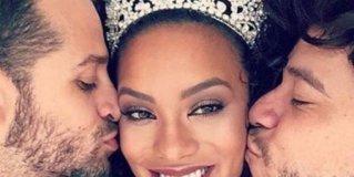 Dopo 30 anni Miss Brasile è di nuovo nera!