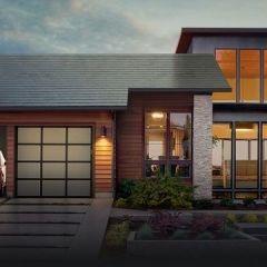 Il rivoluzionario tetto solare Tesla!