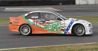Presentazione Italian Drift Challenge - Alberto Cona ed il Generale