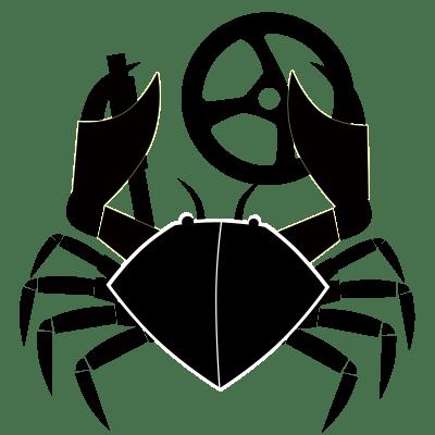 Il logo versione nera
