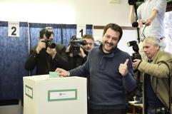Italian General Election: MATTEO SALVINI