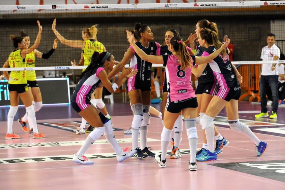 Volley serie A1 F, contro la Saugella Monza la Savino Del Bene cerca ...