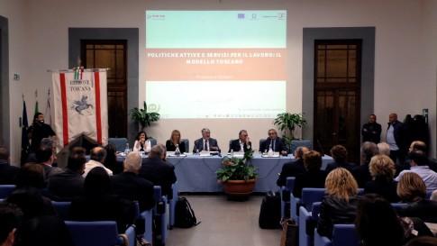 UIL Toscana su Centri per l'Impiego