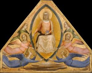L'Assunzione della Vergine di Bernardo Daddi