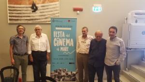 Presentazione di Festa del Cinema di Mare