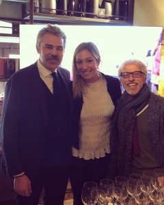 Leonardo Bassilichi, Bianca Guscelli e Leonardo Romanelli